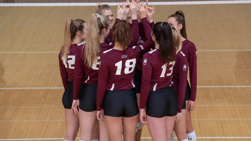 9bb3f493 Saluki Volleyball announces 2019 schedule - Southern Illinois ...