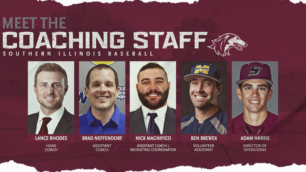 Siu Graduation 2020.Rhodes Announces 2020 Coaching Staff Southern Illinois
